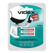 Аккумулятор AAA VIDEX HR03-2BL 1100мА/ч Ni-Mh, 2шт, блистер