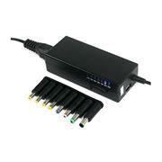Адаптер питания для ноутбука ROBITON NB70W  220->12-24В 70W + USB, 8 разъемов (11898)
