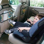 Автомобильный чехол-органайзер на спинку сиденья, 42.7x60 см, прозрачный, BLAST BCO-100
