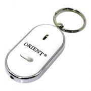 Брелок для поиска ключей ORIENT KF-110 с фонариком, белый