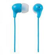 Наушники-вкладыши Perfeo COMMAS, синие (PF-CMS-BLU)