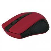 Мышь беспроводная DEFENDER MM-935 Accura, красная (52937)
