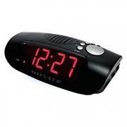 Радиочасы IZUMI MT–CF4333, AM/FM, будильник, вход AUX