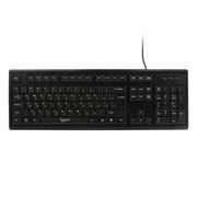 Клавиатура GEMBIRD KB-8353U-BL, черная, USB