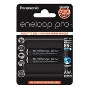 Аккумулятор AAA Panasonic Eneloop Pro 930мА/ч Ni-Mh, 2шт, блистер (BK-4HCDE/2BE)