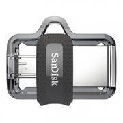 64Gb Sandisk Dual Drive Ultra, OTG microUSB/USB 3.0 (SDDD3-064G-G46)