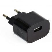 Зарядное устройство SmartBuy NITRO, 1A USB, черное (SBP-1001)