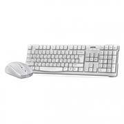 Комплект SmartBuy ONE SBC-114348AG-W White, беспроводные клавиатура и мышь