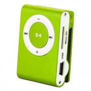 MP3 плеер N-805, зелёный