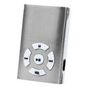MP3 плеер N-808, серебристый