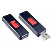 4Gb Perfeo S03 Black USB 2.0 (PF-S03B004)