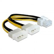 Переходник питания для видеокарты PCI-E 8pin -> 5 + 5