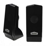 Колонки Perfeo Cursor,черные, USB (PF-601)