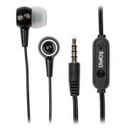 Гарнитура DIALOG ES-10 для мобильных устройств, черная
