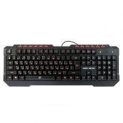 Клавиатура игровая DIALOG Gan-Kata KGK-19U USB, с подсветкой