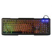 Клавиатура игровая DIALOG Gan-Kata KGK-21U USB с подсветкой