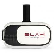 Очки виртуальной реальности для смартфона до 6, Smartbuy SLAM,  белые (SBVR-2000)