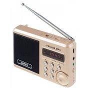 Мини аудио система Perfeo SV922AU Sound Ranger, MP3, FM, шампань