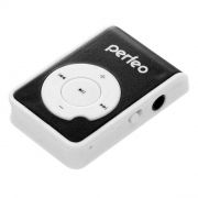 MP3 плеер Perfeo Music Clip Ride, черный (VI-M020 Black)