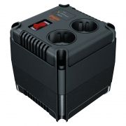 Стабилизатор напряжения Exegate AD500 VA, 280 Вт, 2 розетки