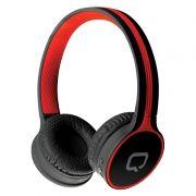 Гарнитура Bluetooth Qumo Accord 3 BT-0020, черно-красная (21946)