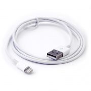 Кабель USB 2.0 Am=>Apple 8 pin Lightning, 1 м, белый, Cablexpert (CC-USB-AP2MWP)