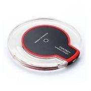 Беспроводное зарядное устройство Qi, 5W, черное, Fantasy (0L-00002961)