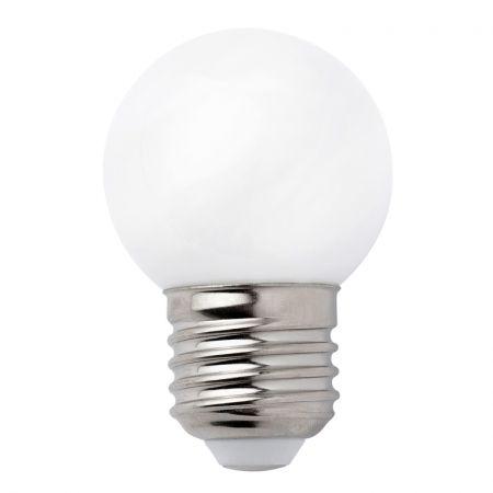Светодиодная (LED) лампа Perfeo G45 07W/3000/E27 (PF-G45/7W/3K/E27)