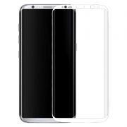 Защитное стекло для экрана Samsung Galaxy S8 White, 3D Gorilla, Perfeo (123) (PF_5109)