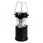 Фонарь кемпинговый SmartBuy, аккумуляторный, черный, складной, 30 SMD (SBF-30-F)