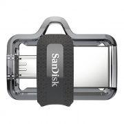 128Gb Sandisk Ultra Dual 3.0, OTG microUSB/USB 3.0 (SDDD3-128G-G46)