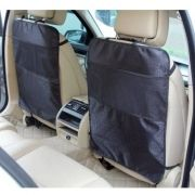 Автомобильный чехол-органайзер на спинку сиденья, 50x70 см, черный, BLAST BCO-110