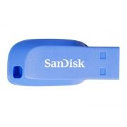 64Gb Sandisk Cruser Blade Blue USB2.0 (SDCZ50C-064G-B35BE)