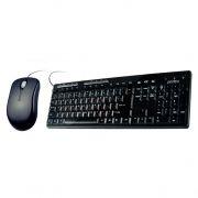 Комплект Perfeo PF-618/89-MM/OP Multimedia USB, проводные клавиатура и мышь