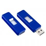 64Gb Perfeo S03 Blue USB 2.0 (PF-S03N064)