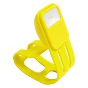 Подсветка для книг на зажиме ORIENT LB-012, 3xLR44, желтая