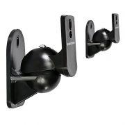Кронштейн для акустических систем до 5кг, черный, KROMAX Techno-150