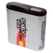 Батарейка 4.5V Perfeo 3R12/1SH Dynamic Zinc, солевая, термопленка