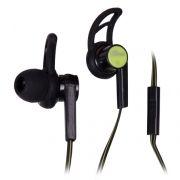 Гарнитура RITMIX RH-126M Black/Green для мобильных устройств