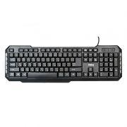 Клавиатура DIALOG KM-015U USB, черная