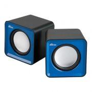Колонки RITMIX SP-2020 USB черный/синий