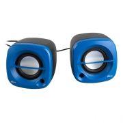 Колонки RITMIX SP-2030 USB черный/синий