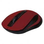 Мышь беспроводная DEFENDER MM-605, красная (52605)