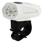 Фонарь велосипедный Smartbuy BF03, светодиодный, 1 LED, 3W, белый, 3xAAA (SBF-BF03-W)
