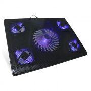 Подставка для охлаждения ноутбука CROWN CMLC-205T, 12-17, 2xUSB