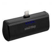 Зарядное устройство SmartBuy TURBO-8 Apple Lightning, 2200 мА/ч, черное (SBPB-100)