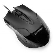 Мышь Гарнизон GM-210, черная, USB