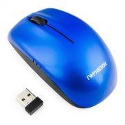 Мышь беспроводная Гарнизон GMW-400B, синяя USB