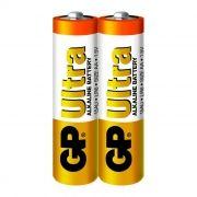 Батарейка AA GP Ultra Alkaline LR6, 2 шт, в термопленке (15AU-0S2)