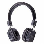 Гарнитура Bluetooth RITMIX RH-480BTH с MP3-плеером и FM-радио, черная